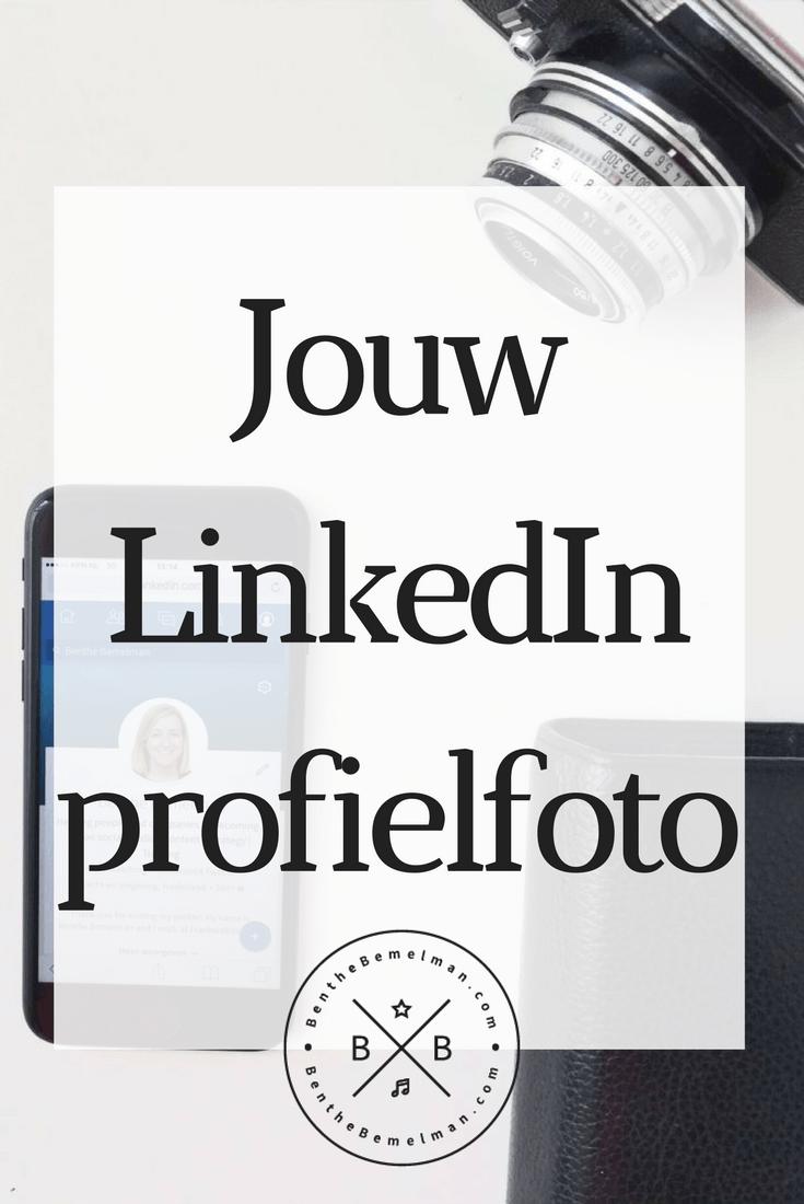 Jouw LinkedIn profielfoto