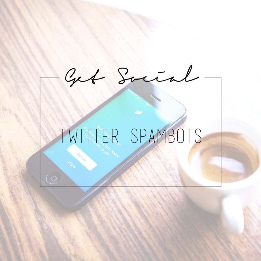 Twitter Spambots Teaser | BentheBemelman.com
